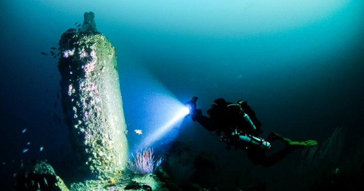 Diving the UB-88