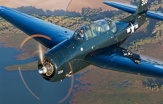 Project: TBF/TBM Avenger (San Diego, CA — 255fsw)